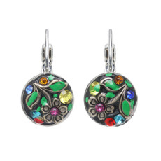 Michal Golan Midsummer Small Circle Earrings