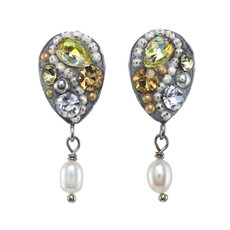 Michal Golan Moonlight Drop Earrings II