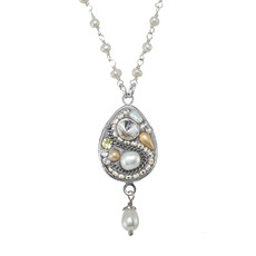 Michal Golan Moonlight Drop Necklace