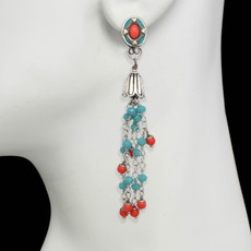 Michal Golan Aruba Charm Earrings