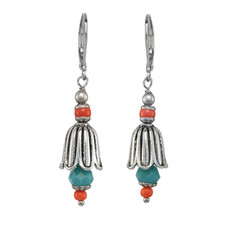 Michal Golan Aruba Bell Earrings
