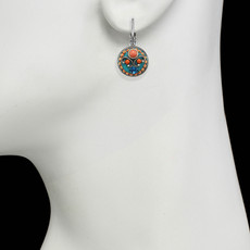 Michal Golan Aruba Small Circle Earrings