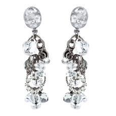 Michal Golan Icy Dreams Charm Earrings