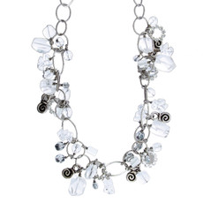 Michal Golan Icy Dreams Charm Necklace