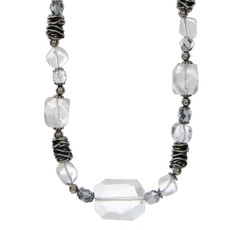 Michal Golan Icy Dreams White Necklace