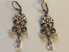 Michal Negrin Oriental Shiny Earrings