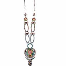 Ayala Bar Autumn Song Long and Layered Necklace
