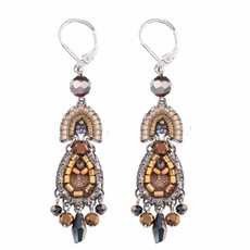 Ayala Bar Golden Fog French Wire Earrings