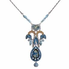 Ayala Bar Magic Potion Blue Star Necklace