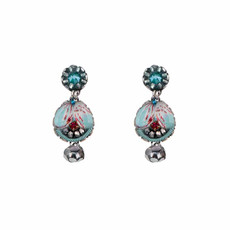 Ayala Bar Tapestry Delight Charming Sky Earrings