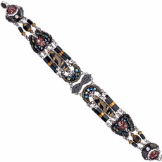 Ayala Bar Moon Jet Midnight Bracelet