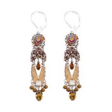 Ayala Bar Sgt Pepper Rustic Bell Earrings