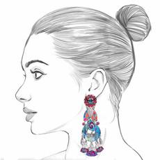 Ayala Bar Circus Mind Dragonfly Dance Earrings