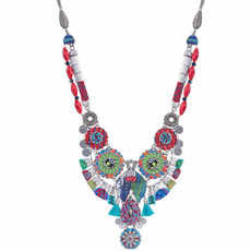 Ayala Bar Circus Mind Crazy Owl Necklace