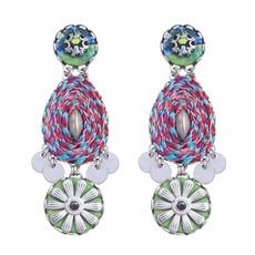 Ayala Bar Circus Mind Tightrope Walk Earrings