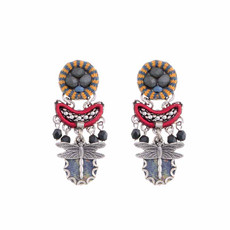 Ayala Bar Black Karma Yona Earrings