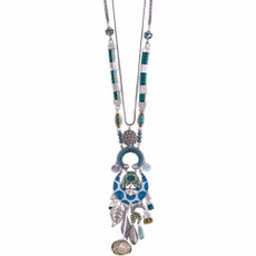Ayala Bar Fifth Dimension Long and Layered Necklace