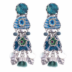 Ayala Bar Fifth Dimension Zula Earrings