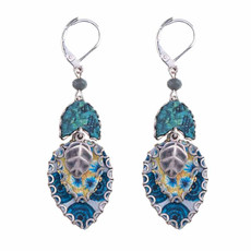 Ayala Bar Fifth Dimension French Wire Earrings