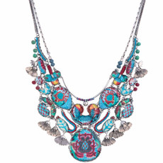 Ayala Bar Blue Castle Elizabeth Necklace