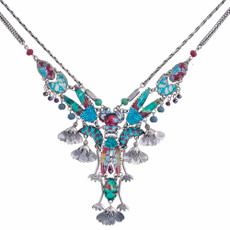 Ayala Bar Blue Castle Savannah Necklace