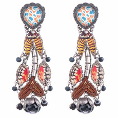Ayala Bar Sundown Chant Wild Mustang Earrings