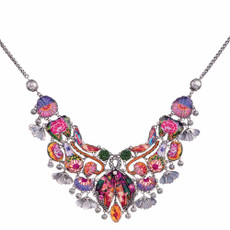 Ayala Bar Electric Ladyland Flora and Fauna Necklace
