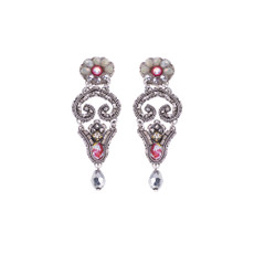 Ayala Bar Silver Odyssey Classic Earrings