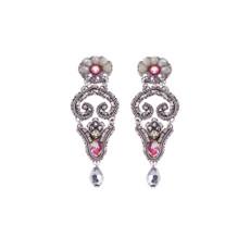 Ayala Bar Silver Odyssey Classic Earrings