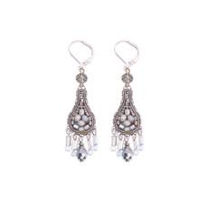 Ayala Bar Silver Odyssey French Wire Earrings