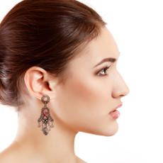 Ayala Bar Silver Odyssey Everyday Earrings