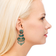 Ayala Bar Clearwater Cloud Earrings