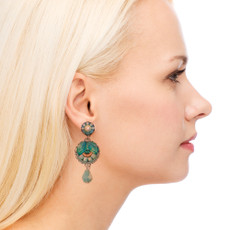 Ayala Bar Clearwater Mesmerize Earrings