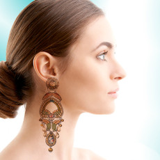 Ayala Bar Shifting Sands Hourglass Earrings