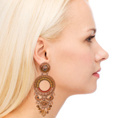 Ayala Bar Shifting Sands Sahara Earrings