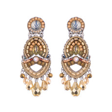 Ayala Bar Shifting Sands Desert Night Earrings