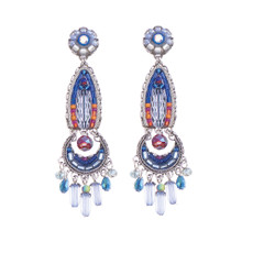 Ayala Bar Morning Glory Chandelier Earrings
