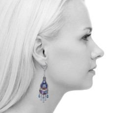Ayala Bar Morning Glory French Wire Earrings