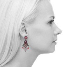 Ayala Bar Gogi Pearls Anniversary Earrings