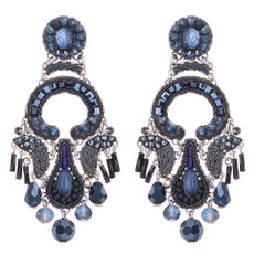 Ayala Bar Love Jet Nostalgia Earrings