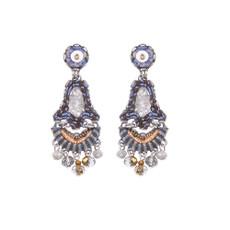 Ayala Bar Sapphire Waves Drift Earrings