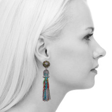 Ayala Bar Granada Yoga Earrings