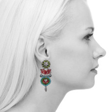 Ayala Bar Granada Strawberry Fields Earrings