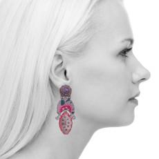 Ayala Bar Morning Blossom Starburst Earrings