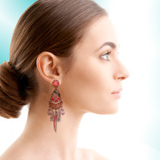 Ayala Bar Morning Blossom Pixie Dust Earrings