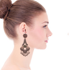 Ayala Bar Indigo Float Earrings