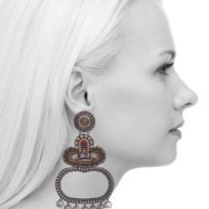 Ayala Bar Indigo Ambrosia Earrings