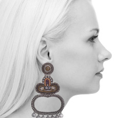 Ayala Bar Indigo Ambrosia Earrings