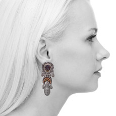 Ayala Bar Indigo Sienna Earrings