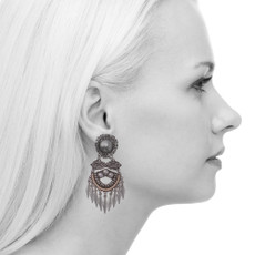 Ayala Bar Indigo Tundra Earrings
